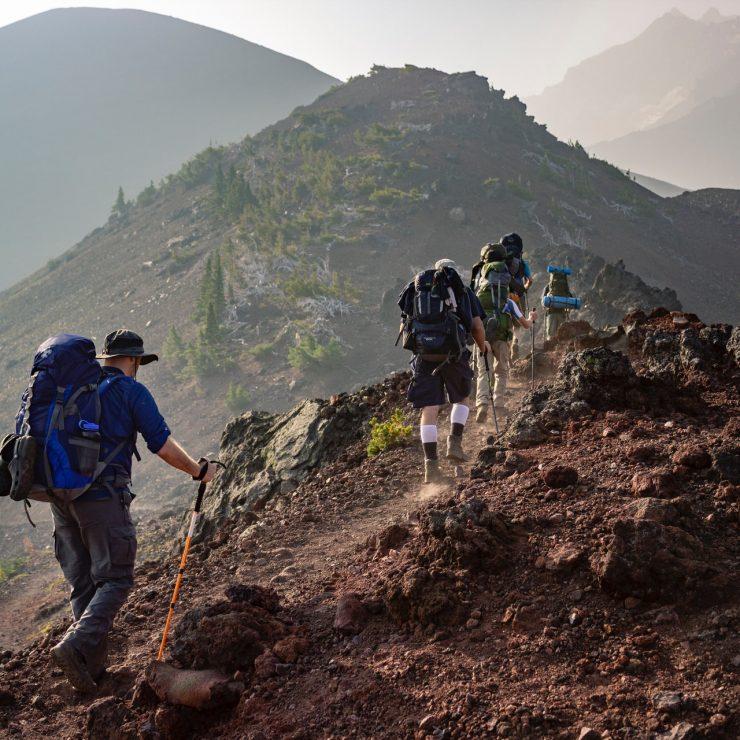 trekking guide india